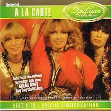 Музичний сд диск A LA CARTE Best hits (2005) (audio cd)