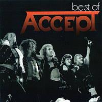 Музичний сд диск ACCEPT Best of (2009) (audio cd)