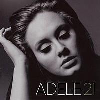 Музыкальный сд диск ADELE 21 (2011) (audio cd)