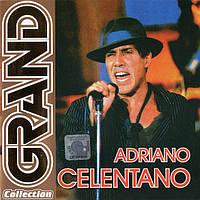 Музичний сд диск ADRIANO CELENTANO Grand collection (2003) (audio cd)