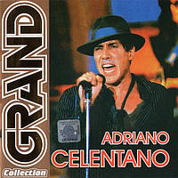 Музыкальный сд диск ADRIANO CELENTANO Grand collection (2003) (audio cd)