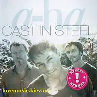 Музыкальный сд диск A–HA Cast in steel (2015) (audio cd)