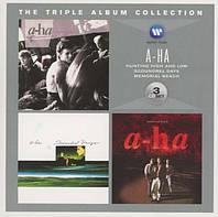 Музыкальный сд диск A–HA The triple album collection (audio cd)