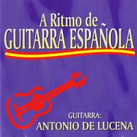 Музичний сд диск ANTONIO DE LUCENA A ritmo de guitarra Espanola (2003) (audio cd)