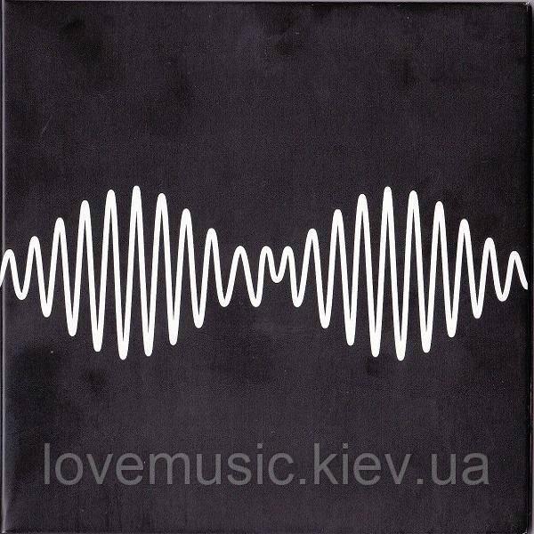 Музичний сд диск ARCTIC MONKEYS Am (2013) (audio cd)
