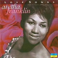 Музичний сд диск ARETHA FRANKLIN Love songs (2006) (audio cd)