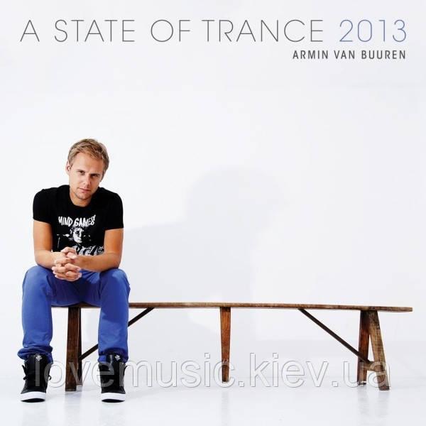 Музичний сд диск ARMIN VAN BUUREN A state of trance 2013 2 CD (audio cd)