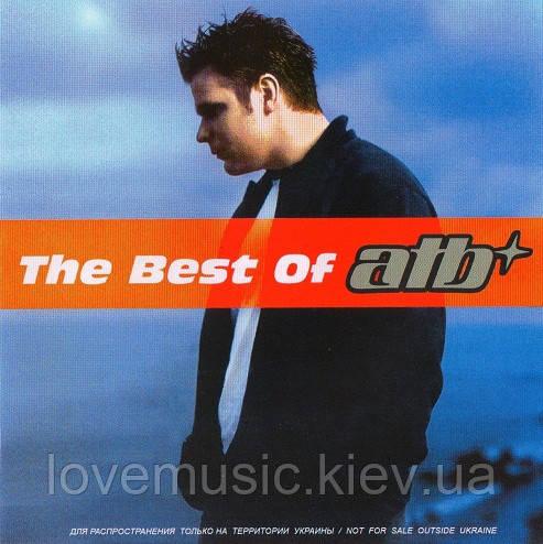 Музичний сд диск ATB The best (2003) (audio cd)