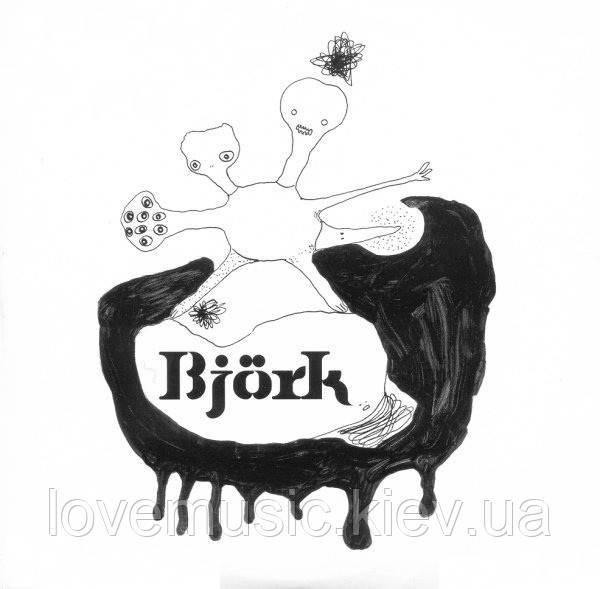 Музичний сд диск BJORK Greatest hits (2002) (audio cd)