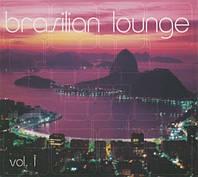 Музыкальный сд диск BRASILIAN LOUNGE vol. 1 (2011) (audio cd)