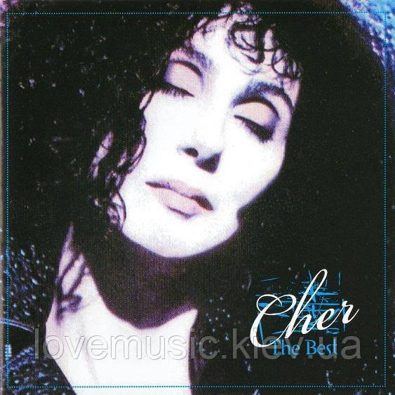 Музичний сд диск CHER The best of (2009) (audio cd)