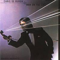 Музыкальный сд диск CHRIS DE BURGH Man on the line (1984) (audio cd)