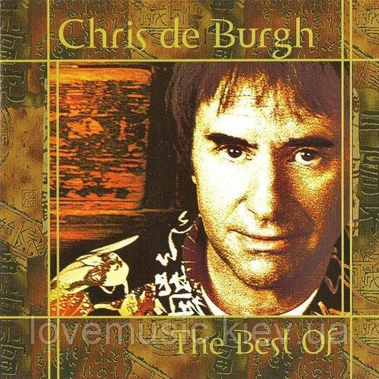 Музичний сд диск CHRIS DE BURGH The best of (2008) (audio cd)