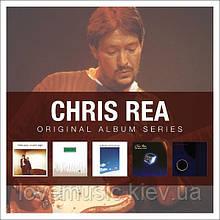 Музичні сд диски CHRIS REA Original album series (2010) (audio cd)