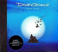 Музыкальный сд диск DAVID GILMOUR On an island (2006) (audio cd)