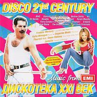 Музыкальный сд диск DISCO 21st CENTURY Дискотека ХХI век Music from EMI (2008) (audio cd)