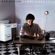 Музичний сд диск DON HENLEY I can't stand still (1982) (audio cd)