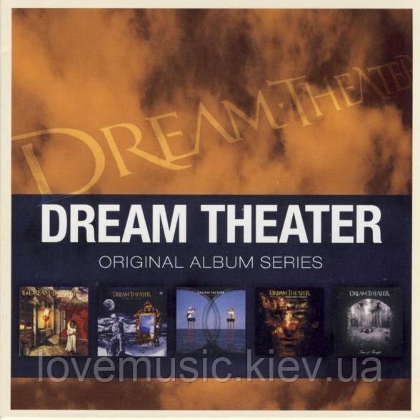 Музичні сд диски DREAM THEATER Original album series (2011) (audio cd)
