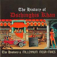 Музыкальный сд диск DSCHINGHIS KHAN The history of (1999) (audio cd)