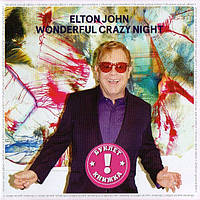 Музыкальный сд диск ELTON JOHN Wonderful Crazy Night (2016) (audio cd)