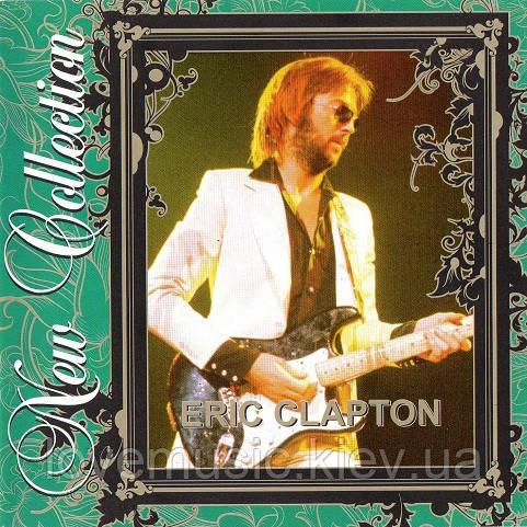 Музичний сд диск ERIC CLAPTON New collection (2008) (audio cd)