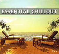 Музыкальный сд диск ESSENTIAL CHILLOUT (2012) Disc 2 (audio cd)