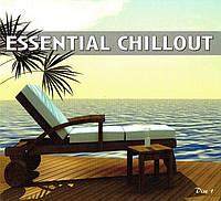 Музыкальный сд диск ESSENTIAL CHILLOUT (2012) Disc 1 (audio cd)