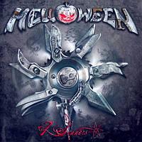 Музыкальный сд диск HELLOWEEN 7 Sinners (2010) (audio cd)