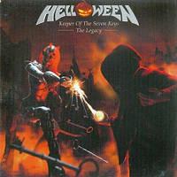 Музыкальный сд диск HELLOWEEN Keeper of the seven keys The legacy (1987) 2 CD (audio cd)