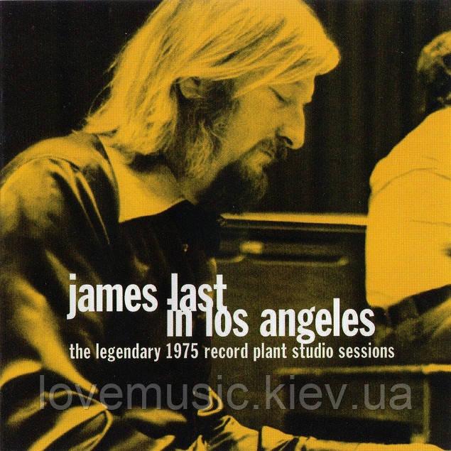 Музичний сд диск JAMES LAST In Los Angeles (1975) (audio cd)
