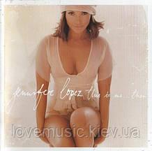 Музичний сд диск JENNIFER LOPEZ This in me… then (2002) (audio cd)