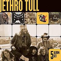 Музыкальный сд диск JETHRO TULL 5 Album set (2012) (audio cd)