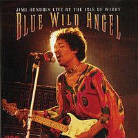 Музыкальный сд диск JIMI HENDRIX Blue wild angel (2002) (audio cd)