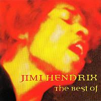 Музыкальный сд диск JIMI HENDRIX The best of (2003) (audio cd)