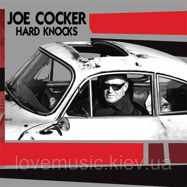 Музичний сд диск JOE COCKER Hard knocks (2010) (audio cd)