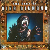 Музыкальный сд диск KING DIAMOND The best of (2003) (audio cd)