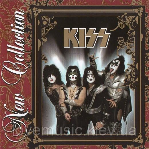 Музичний сд диск KISS New collection (2008) (audio cd)