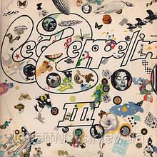 Музичний сд диск LED ZEPPELIN 3 (1970) (audio cd)