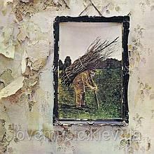 Музичний сд диск LED ZEPPELIN 4 (1971) (audio cd)