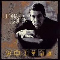 Музыкальный сд диск LEONARD COHEN More best of (1997) (audio cd)