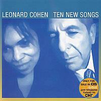 Музыкальный сд диск LEONARD COHEN Ten new songs (2001) (audio cd)