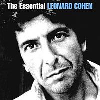 Музыкальный сд диск LEONARD COHEN The essential (2002) 2 CD (audio cd)