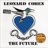 Музыкальный сд диск LEONARD COHEN The future (1992) (audio cd)