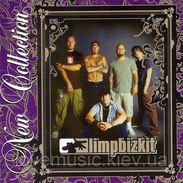 Музичний сд диск LIMP BIZKIT New collection (2008) (audio cd)