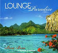 Музичний сд диск LOUNGE PARADISE Bora Bora (2011) (audio cd)