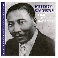 Музичний сд диск MUDDY WATERS I can't be satisfied (2006) (audio cd)