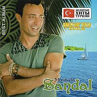Музыкальный сд диск MUSTAFA SANDAL Best album (2007) (audio cd)