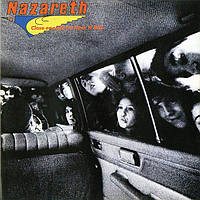 Музыкальный сд диск NAZARETH Close enough for rock 'n' roll (1976) (audio cd)
