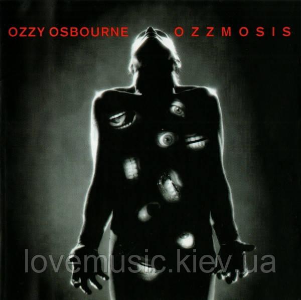Музичний сд диск OZZY OSBOURNE Ozzmosis (1995) (audio cd)