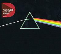 Музыкальный сд диск PINK FLOYD The dark side of the moon (1973) (audio cd)